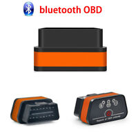 Bluetooth Car Diagnostics Scanner OBD2-connector small adapter For Android Phone