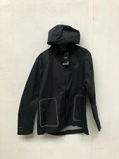 ASICS Running Men's Corporate Full Zip Logo Hooded Jacket - 2XL - Black - New