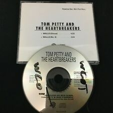 TOM PETTY And The HEARTBREAKERS Walls PROMO CD SINGLE She's The One CIRCUS No. 3