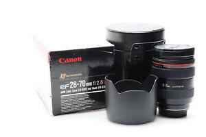 Canon EF 28-70mm f2.8 L USM Macro Lens #590
