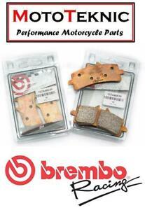 Brembo Z04 Race Brake Pads (Pair) Fits Brembo GP4-RX (GP4RX) Calipers UK Stock