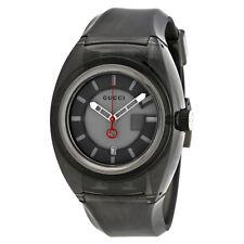 Gucci Sync XXL Grey Dial Mens Watch YA137111