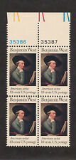 SCOTT # 1553 American Arts United States U.S. Stamps MNH - Plate Block of 4