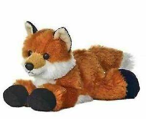 Aurora World 31290 Mini Flopsies - FOXXIE 8in Plush