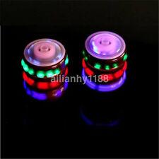 Magic Spinning Top Gyro Spinner Laser LED Music Flash Light Kids Toy CA