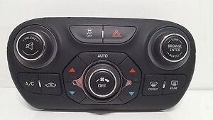 New OEM Temperature Climate Control Fits 2012-2015 Dodge Dart 05091142AE