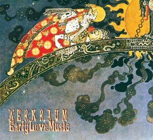 WERKRAUM - Early Love Music CD   Death in June Sturmpercht Blood Axis Birch Book