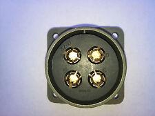 Bendix MS3102R32-17S Mil Spec Circular Connector NSN 5935-00-552-7555 - NOS