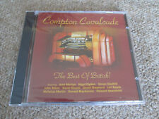 """Theatre Organ CD. """" Compton Cavalcade - Best of British """".  New and Sealed."""
