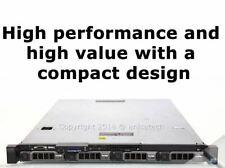 "DELL POWEREDGE R410 SERVER 2x E5530 2.40GHZ 16GB H700 /512MB 4X1TB SATA 3.5"" HDD"