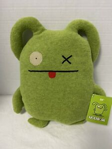 Uglydoll Plush Classic OX NEW with tags 2003 Green