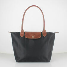 100% Authentic Longchamp Le Pliage Small Tote Bag Black 2605089001