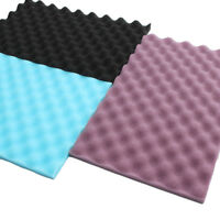 3 Pcs 20mm Thickness 17'' X 11'' Aquarium Media Fish Pond Spong Filter Foam Pads