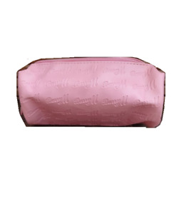 Barry M Pale Pink Cosmetic Makeup Bag