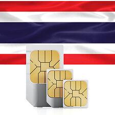 Thailand SIM Karte + 500MB mobile Internet für 30 Tage Prepaid SIM Karte