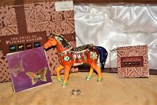 Trail of Painted Ponies RETIRED NATIVE JEWEL Jeweled Enameled gift trinket box