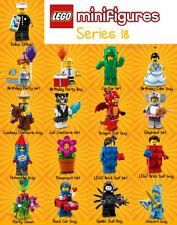 LEGO 71021 SERIES 18 BIRTHDAY CAKE GUY SEALED