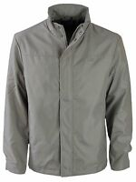 MENS BIG SIZE JACKET KAM CASUAL WEAR BLACK NAVY TAUPE COAT M-8XL RRP £49.99