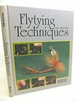 Very Good, Fly-tying Techniques: A Full Colour Guide, Wakeford, Jacqueline, Hard