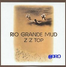 ZZ Top + CD + Rio Grande MUD (1972) + 10 pezzi forti + Porto Franco (D) +