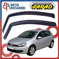 Deflettori Aria Per VW Golf VI 6 5 Porte dal 2008 al 2012 Antivento Atipioggia