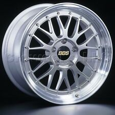 BBS 20 x 10 LM Car Wheel Rim 5 x 120 Part # LM226DSPK