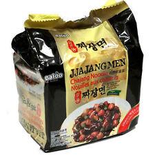 4 pack Chinese black soybean paste Instant Ramen noodle Paldo Ilpum Jjajang 일품짜장