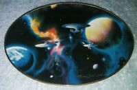 STAR TREK TO BOLDLY GO SPACE THE FINAL FRONTIER COLLECTOR PLATE RARE