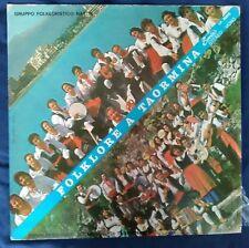 Folklore a Taormina, Sorriso LP. 20015 lp