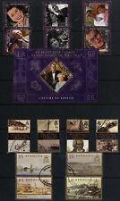 Used Multiple Bermudian Stamps