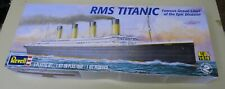 Revell RMS Titanic Model Ship 1:570 Scale # 85-0445 Sealed