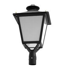 30w 60w 120w LED Post Top Lantern Light Yard Garden Lamp Classical Design Good