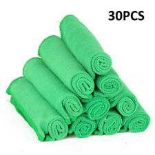 30x Large Microfibre Cleaning Auto /Car Detailing Soft Cloths Wash Towels Duster