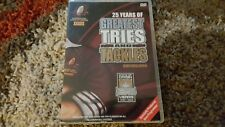 25 Years of GREATEST TRIES and & TACKLES - the DVD State of Origin 1980-2005 DVD