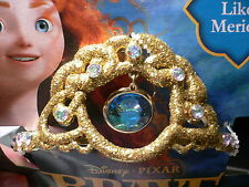 "JeWeL~TiArA~CrOwN~BRAVE~MeRiDa~Costume~5 3/4""~14.6cm~NWT~Disney Store"