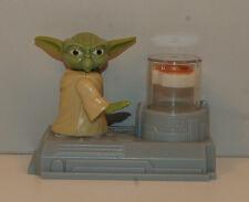 "2011 Jedi Master Yoda Levitator 4"" McDonalds Meal Toy #3 Action Figure Star Wars"