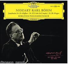 Mozart: Symphonies (Sinfonie) N. 32,35,38 / Bohm - LP DGG Tulip SLPM 138 112