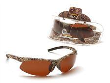 Realtree Max-4 Camo Full Sport Sunglasses, Polarized Camouflage