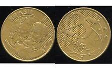 BRESIL  25  centavos  2005