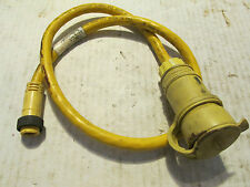 Cooper Crouse-Hinds 5000120-6 With Hubbell L5-15R TwistLock Watertight Connector