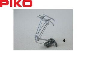Piko H0 56149 Stromabnehmer / Einholmpantograph silber - NEU + OVP
