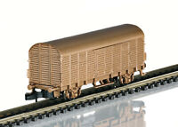 Marklin Z 82170 Type Gl Dresden Boxcar in Real Bronze NEW