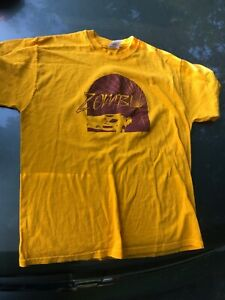 ZOMBI (Dawn Of The Dead) Romero Lamborghini vintage large shirt FREE SHIPPING!!