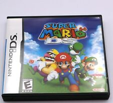 Super Mario 64 DS Nintendo DS Game NDS Lite DSi 2DS 3DS XL New in Box