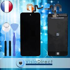 Ecran complet pour iPod touch 5 noir vitre tactile +ecran LCD sur chassis+outils