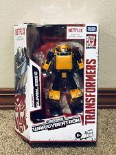 New listing Transformers War for Cybertron Netflix Bumblebee Action Figure Walmart Exclusive