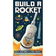 Build A Rocket, Graham, Ian, New Book
