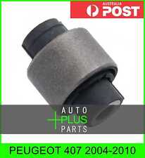 Fits PEUGEOT 407 Rubber Suspension Bush For Rear Track Control Rod Rubber