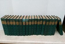 The American Classical Romances Complete Set 20-Vols. Publisher P.F. Collier&Son