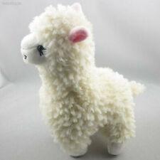DD73 Cute Alpaca Llama Plush Toy Stuffed camel Cream Animal Birthday Gift Toy Do